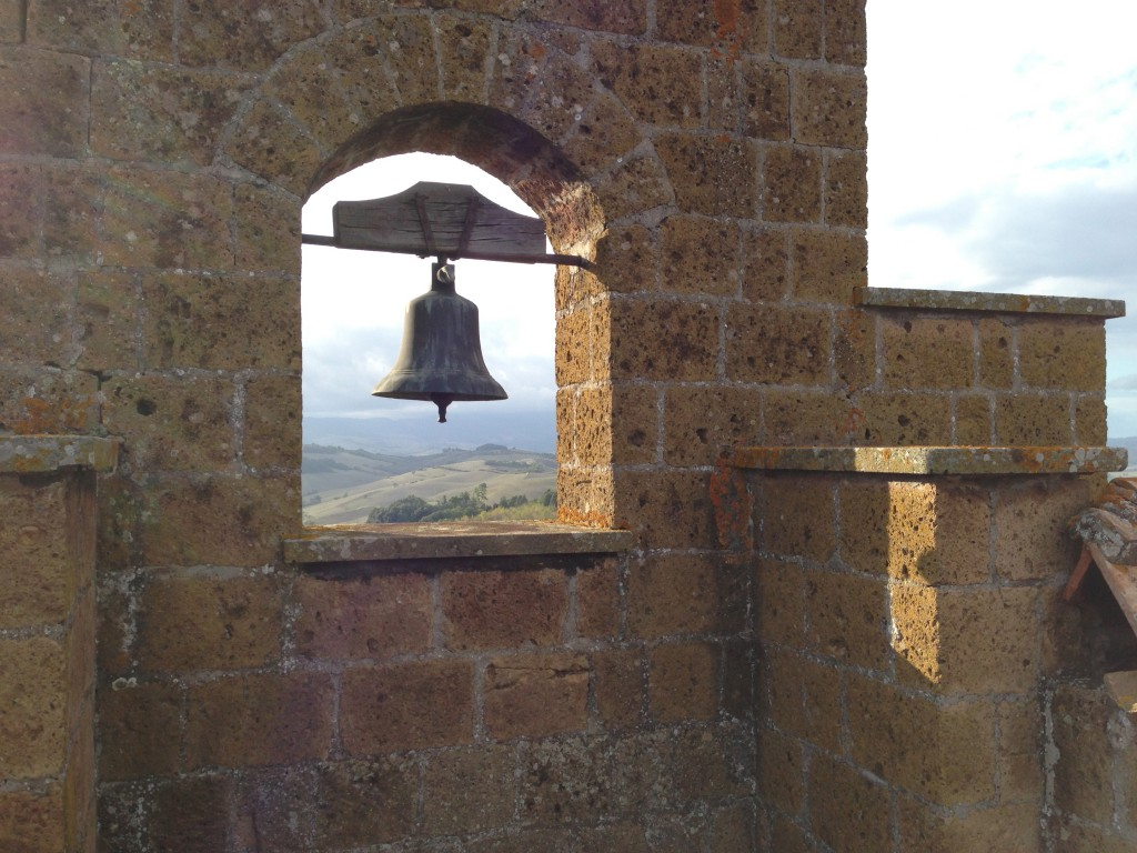 Castle bell from around the 10th century