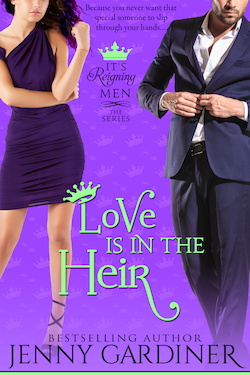 Love Is In The Heir by Jenny Gardiner