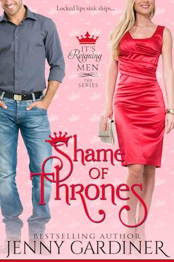 Shame of Thrones by Jenny Gardiner